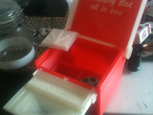 smoking box all in one