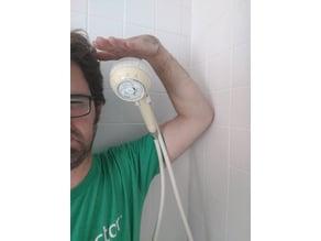 shower head lifter
