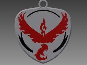 Team Valor Badge
