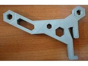 Spool holder for Prusa P3steel