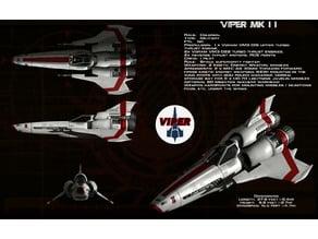 Colonial Viper Mark II