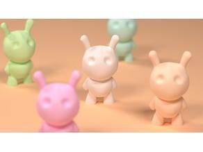 cutie-ootie creature