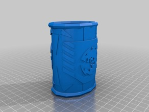 GSC dice cup