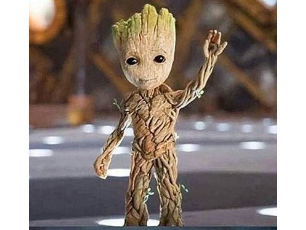babe groot low-res version by masterclip