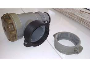 BESTWAY pool - main valve - nut
