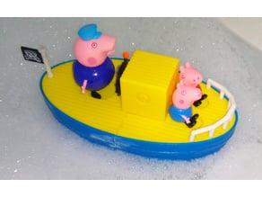 Grandpa Pig's Boat