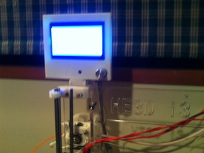 LCD Holder or frame