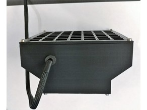 HEPA Fume / Exhaust Fan w/ Filter