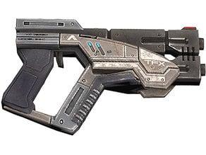 Mass Effect lego M-3 Predator Pistol
