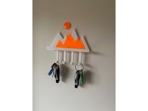 Hillside Key Hanger