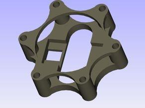 Arduino Nano Case for 74mm Wheels (Nardi and Raid bolt pattern)