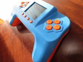 PIGRRL - Playstation style