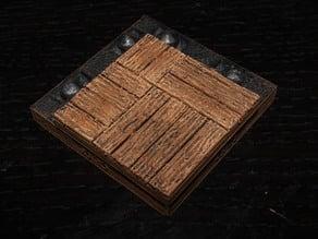 OpenForge 2.0 Corner Construction Kit: Wooden Floors