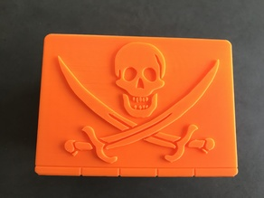 Secret Jolly Rogers Box