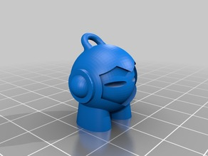 marvin keychain 3d Hubs
