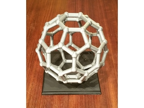 Fullerene - Pen Holder