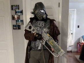 Fallout Laser Rifle