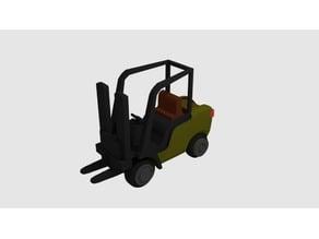 Aperture Science Bridge Construction Test Vehicle (Portal Bridge Constructor)