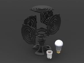 2JCAD lampshade 7.0