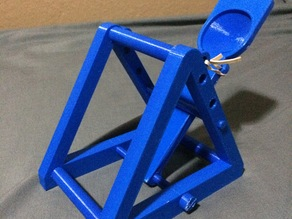 Catapult with 3 launch angles