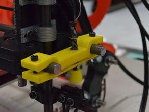 Adjustable Z-stop activator