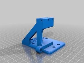 AnetA8 / Infitary (M508) Flexion Extruder Mount (v5.0)