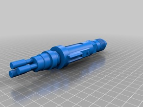 Things Tagged With Sonic Screwdriver Thingiverse