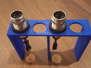 Oil Shock Stand Revo and 1/8 Car