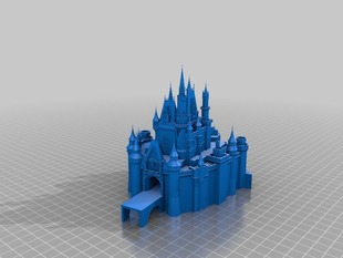 Disney Castle -fixed-