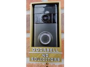 Ring Video Doorbell Frame