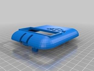 arduino cover box for LCD Keypad shield