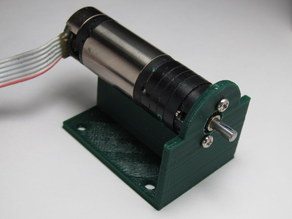 ESCAP 16mm gearmotor bracket