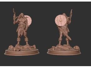 Conan Statue