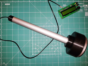 Probe stick for Si-8b (Си-8б) Geiger Müller tube