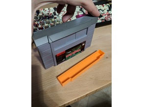 SNES Dust cover - friction fit