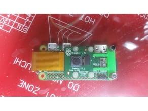 Raspberry Pi Zero Camera Holder