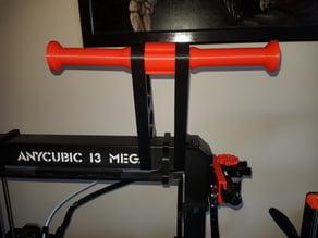 Filament Holder and Extruder mount
