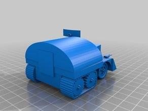 Starfinder armed exploration vehicle (E-Rat-Icator)