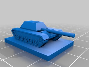 Tank destroyer for Panzerkampf