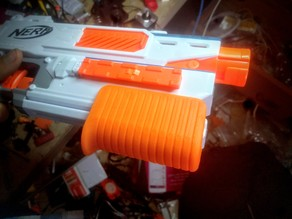 Nerf Mediator Horizontal Shotgun Pump Grip