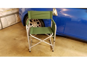 Harbor Freight Folding Chair Foot