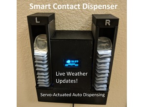 Smart Contact Lens Dispenser