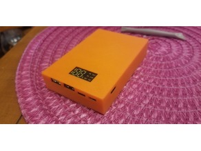 USB Power Bank 4 18650 Cell