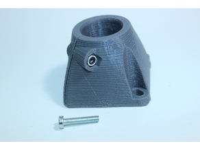 F-Foot_2018 for M4 Screw and Nut, MPCNC