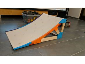 RC Car Ramp