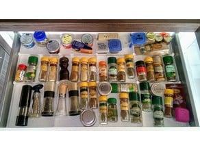 Drawer Organizer System