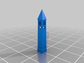 Cornell University McGraw Clock Tower