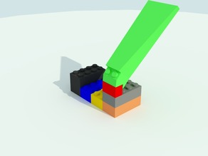 LEGO Block Separator