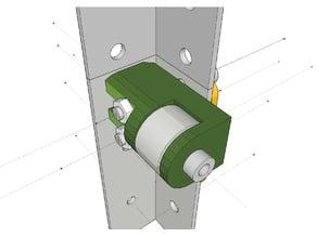 Adjustable Belt Tensioner for flyingbear p905