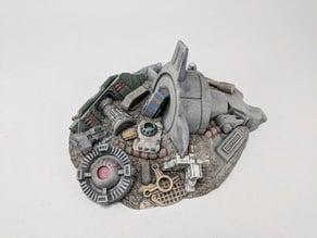 Spaceport Scrap Pile V3